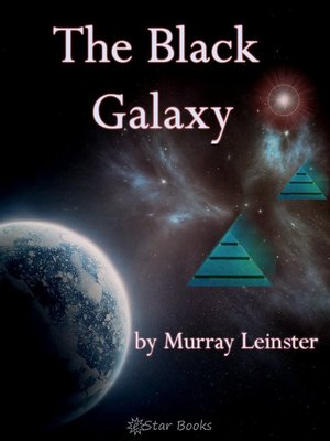 cover image of The Black Galaxy