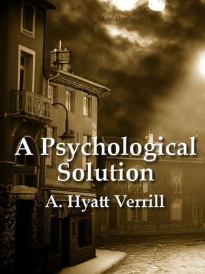 cover image of The Psychological Solution