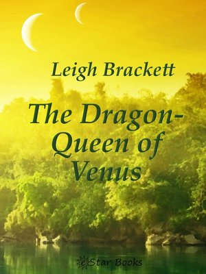 cover image of The Dragon Queen of Venus