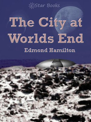 cover image of City at Worlds End