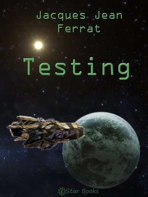 cover image of Testing
