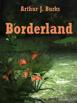 cover image of Borderland
