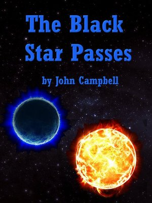 cover image of The Black Star Passes