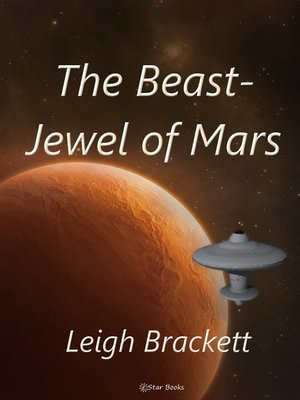 cover image of The Beast-Jewel of Mars