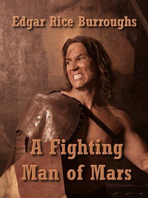 cover image of A Fighting Man of Mars