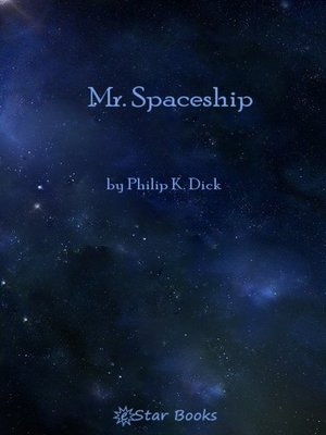 cover image of Mr. Spaceship