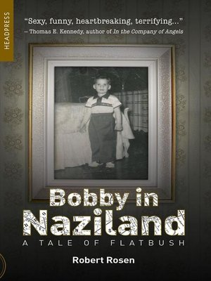 cover image of Bobby In Naziland