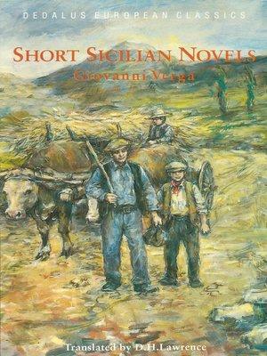 cover image of Short Sicilian Novels