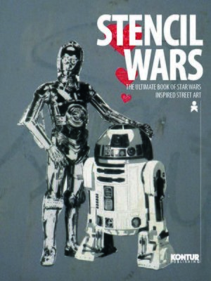 cover image of Stencil Wars
