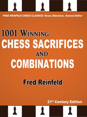 Sacrifices chess pdf winning 1001 and combinations
