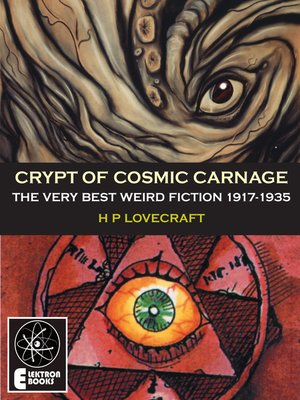 cover image of Crypt of Cosmic Carnage