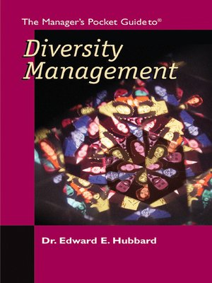 cover image of The Managers Pocket Guide to Diversity
