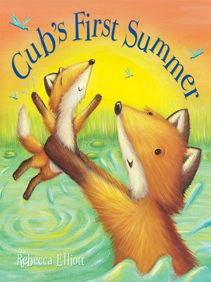 cover image of Cub's First Summer