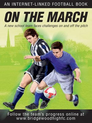 cover image of On the March