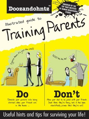 cover image of Illustrated Guide to Training Parents