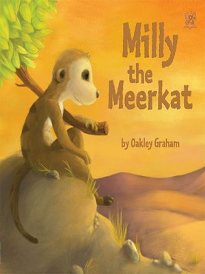 cover image of Milly the Meerkat
