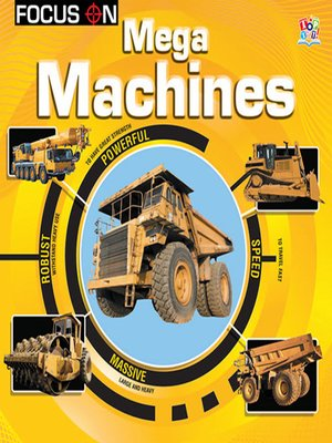 cover image of Mega Machines