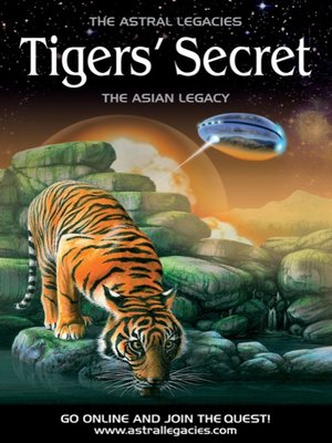 cover image of Tigers' Secret