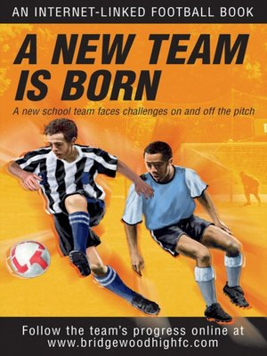 cover image of A New Team Is Born