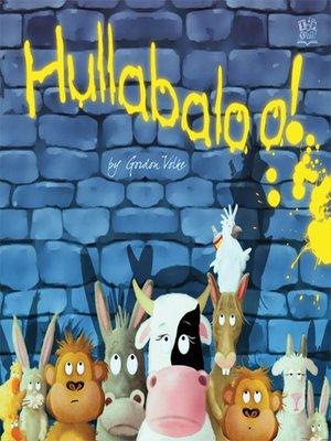 cover image of Hullabaloo