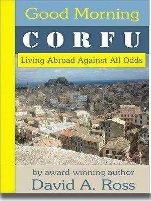cover image of Good Morning Corfu