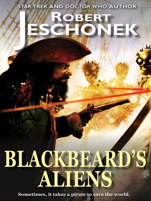 cover image of Blackbeard's Aliens