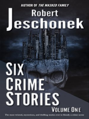 cover image of Six Crime Stories