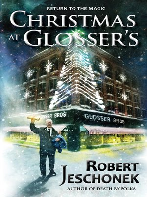 cover image of Christmas at Glosser's