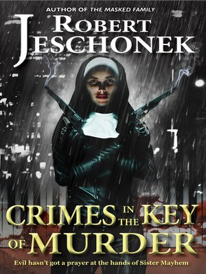 cover image of Crimes in the Key of Murder