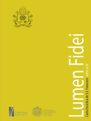 cover image of LUMEN FIDEI: Carta Encíclica de S.S. Francisco