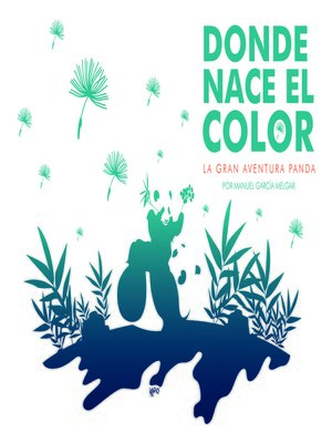 cover image of Donde nace el color