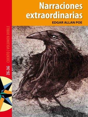 cover image of Narraciones extraordinarias