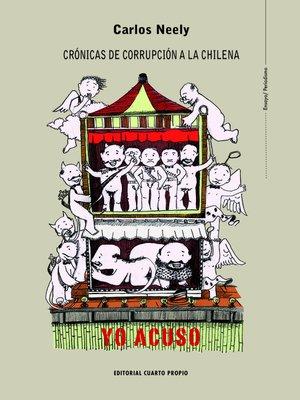 cover image of Yo acuso