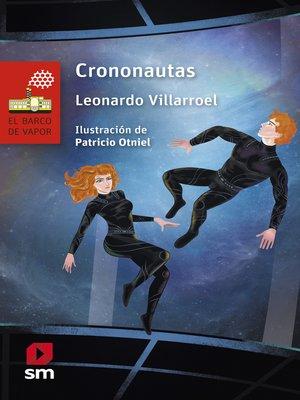 cover image of Crononautas