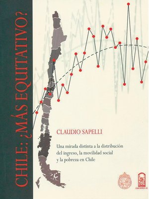 cover image of Chile más equitativo