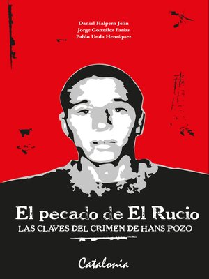 cover image of El pecado de El Rucio