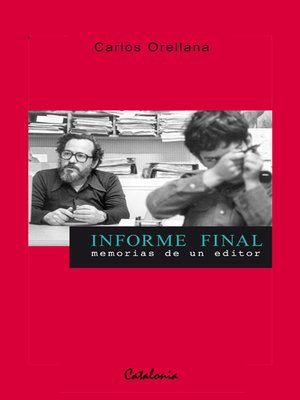 cover image of Informe final