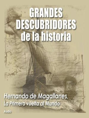 cover image of Hernando de Magallanes