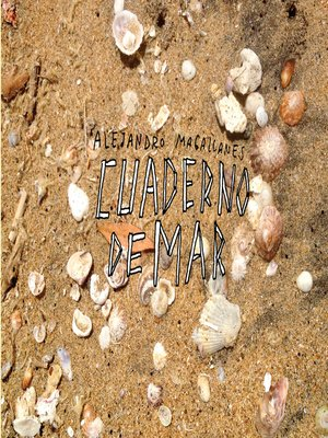cover image of Cuaderno de mar