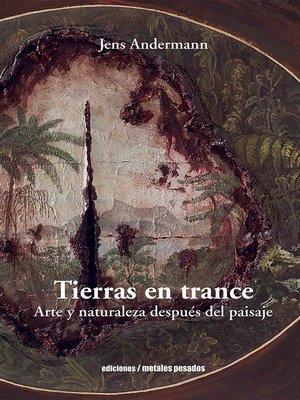 cover image of Tierras en trance