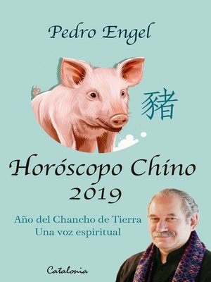 cover image of Horóscopo chino 2019