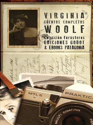 cover image of Virginia Woolf, Cuentos completos