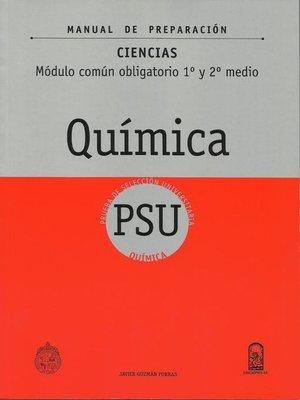 cover image of Manual de Preparación PSU