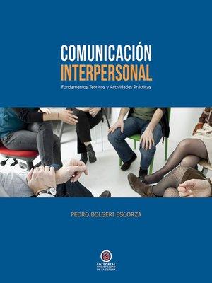 cover image of Comunicación Interpersonal
