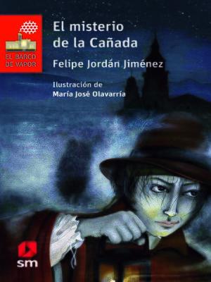 cover image of El misterio de la cañada