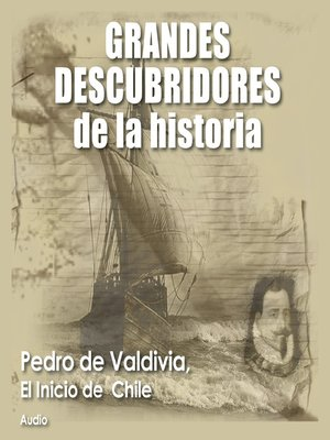 cover image of Pedro de Valdivia