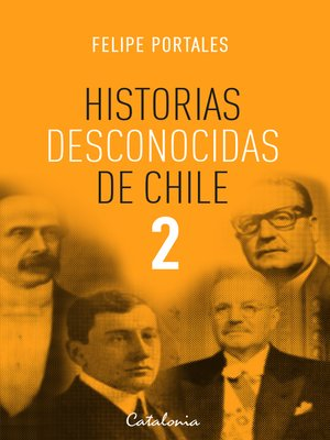 cover image of Historias desconocidas de Chile 2