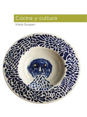 cover image of Cocina y cultura