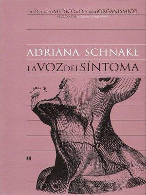 cover image of La Voz del Síntoma