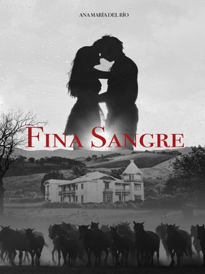 cover image of Fina Sangre